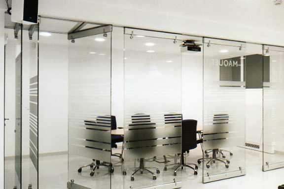 Pareti mobili pareti divisorie scorrevoli manovrabili - Pareti divisorie ufficio economiche ...